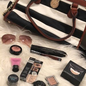 MK spring collection bag and make up items